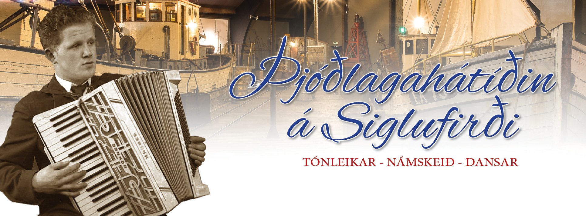 þjóðlagahátíð banner