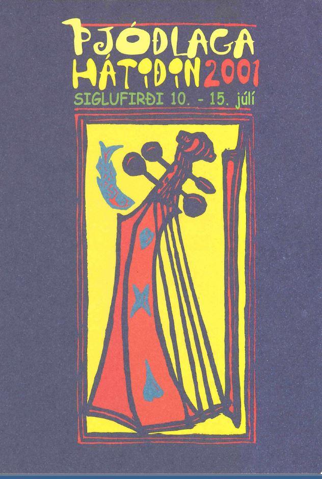 forsíðumynd 2001