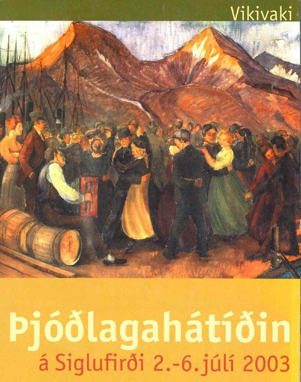 forsíðumynd 2003